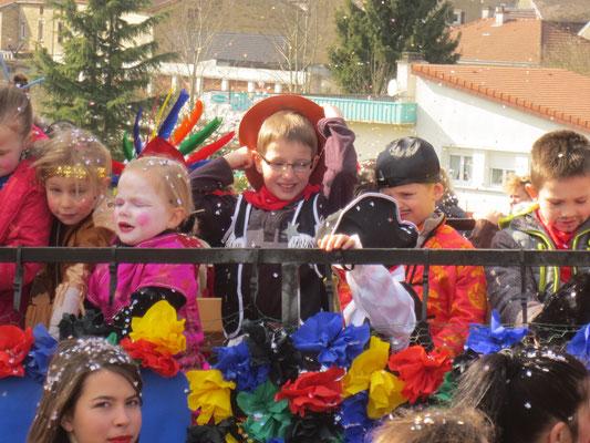 Chaque année, le carnaval de Stenay attire des milliers de curieux