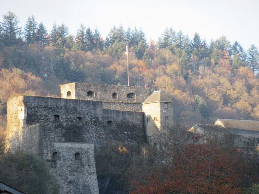 Un château défensif