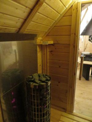 Un bon sauna pour se détendre