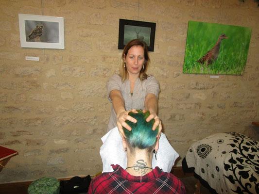 Des massages tout en douceur