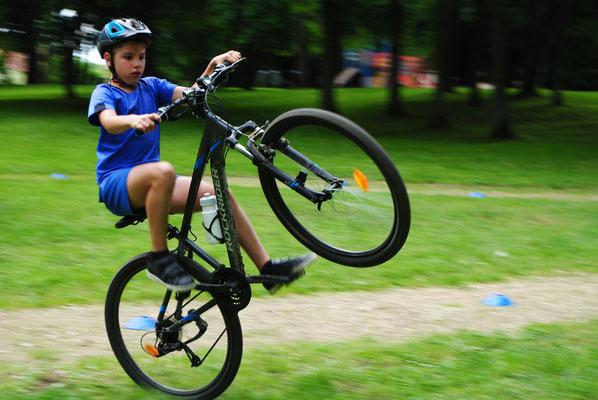Le vélo, c'est pour tous les âges et tous les caractères