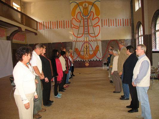 Gruppenarbet mit KRAFTBILD, 2007