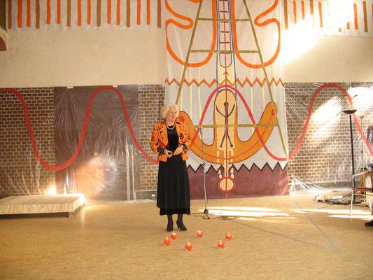 Arbeit mit KRAFTBILD, 2007
