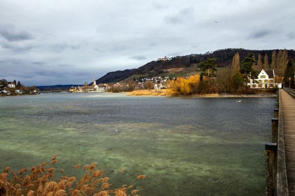 Stein am Rhein mit Insel Werd