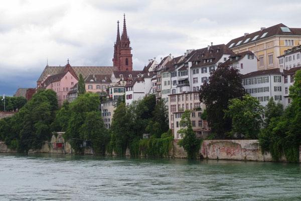 Rhein mit Münster