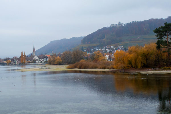 Stein am Rhein, 10. 11. 2018