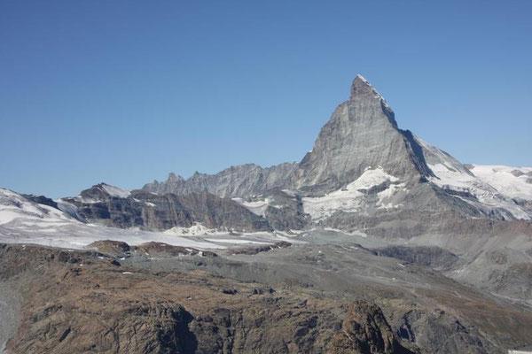 Das Matterhorn