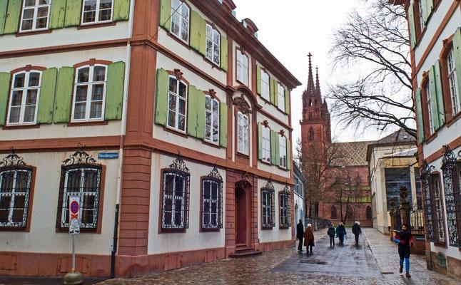 Gasse zum Münster