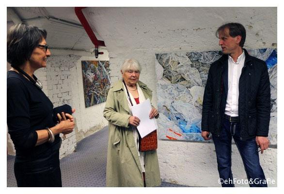 Dr. Barbara Lipps-Kant, Ingrid Haap, Thomas Leon Heck