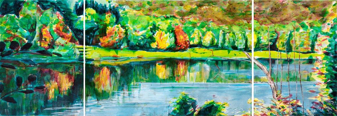 Durchblick, 2007 | 70x200