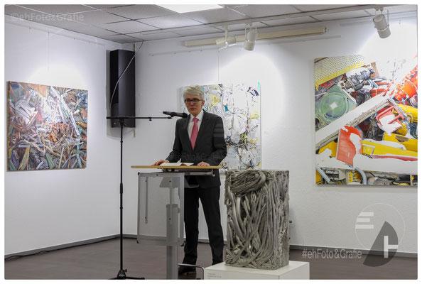 Andreas Koch, Erster Bürgermeister