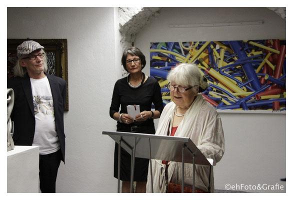 Dr. Barbara Lipps-Kant, Ingrid Haap