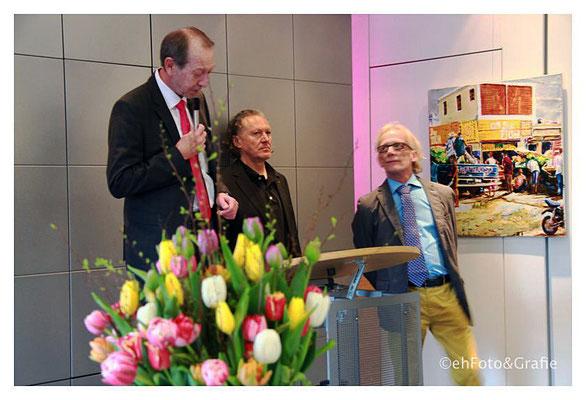 Olaf Köppe , Gyjho Frank, Markus Wilke
