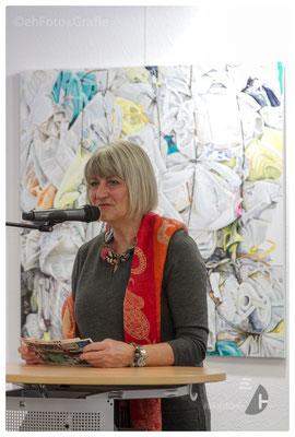 Sabine Schäfer-Gold, 1. Vorsitzende KüFi