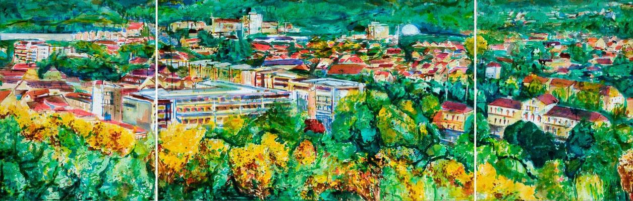 Botengang, 2007 | 70x200