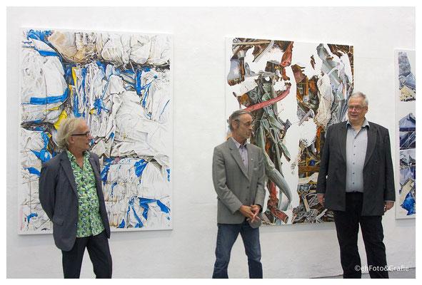 Markus Wilke, Andreas Härlin, Prof. Dr. Johannes Meinhardt