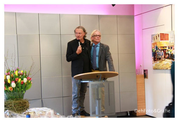 Gyjho Frank, Markus Wilke