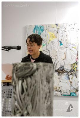 Adrianne Braun, Kulturjournalistin