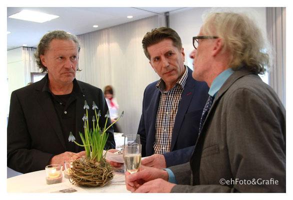 Gyjho Frank, Markus Wilke, Presse