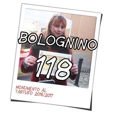 bolognino 118 Beatrice Mantovani