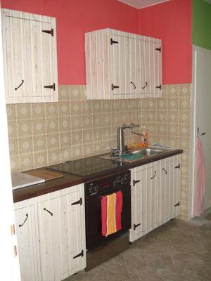 Küchenzeile nordischer Stil