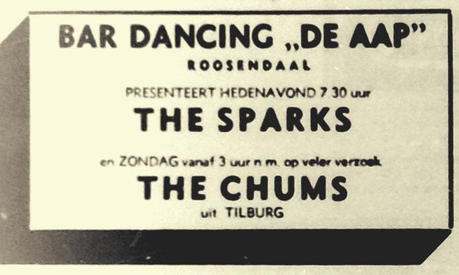 """""""De Aap"""" -  Brabants Nieuwsblad 26 november 1966"""