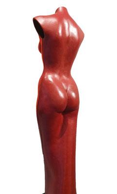 Ton Voortman Gala, Brons, hoogte 92 cm exclusief sokkel