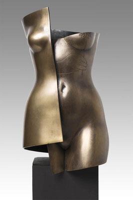 Etude, bronze, 40 cm