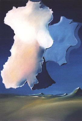 Oil on canvas, 80x100 cm, EUR 2500