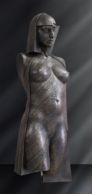Ton Voortman La Grande Verticale Bronze