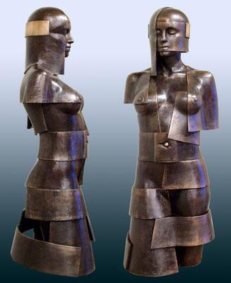 Ton Voortman La grande Horizontale Edition: 5 Height 115 cm