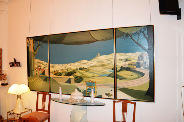 Joop Polder 300x140 cm. Price on request.