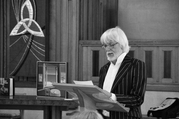 Joop Polder Lecture in Dutch Curch London November 2016