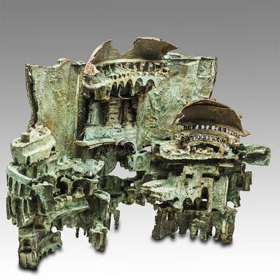 Anthon Hoornweg, bronze, Flavio 53 x 32 cm