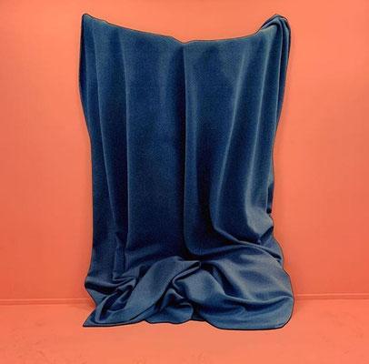 Celia Hadeler, Art Rugs, Royal Blue, 180 x 270 cm