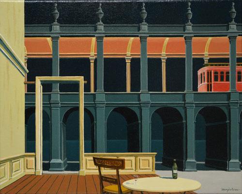 Joop Polder, The Dream, 50x40 cm
