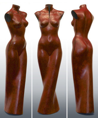 Ton Voortman Gala in Red Edition: 8 Height 90 cm