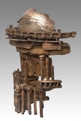 Anthon Hoornweg, Petra, bronze, 42 cm