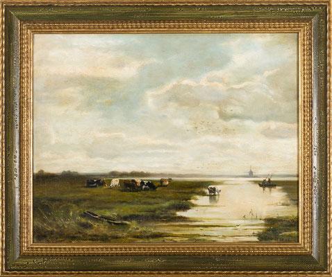 Victor Leene, 50x40 cm
