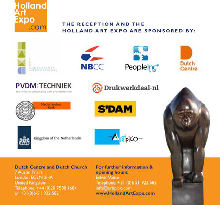 Holland Art Expo London