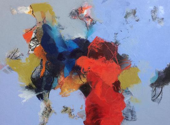 Henk van Vessem Oil on canvas 120x100 cm Price on request