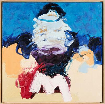 Henk van Vessem Oil on canvas 60x60 cm Price on request
