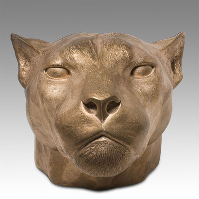 Jaguar, 30 cm, Bronze, Edition: 8, EUR 4,500.