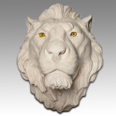 Lion Head 80 cm. on request