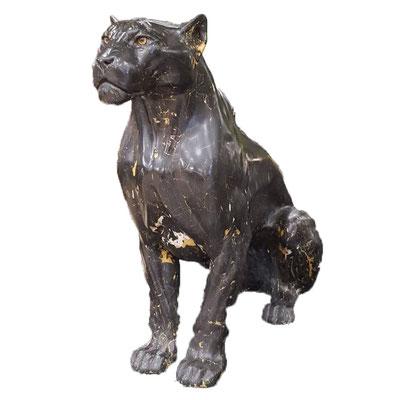 Jaguar, 96 cm, Marble Composite. Price on request