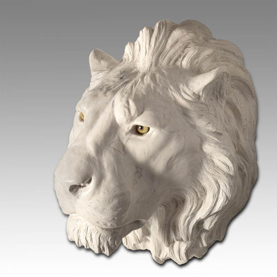 Lion Head 80 cm. Price on request