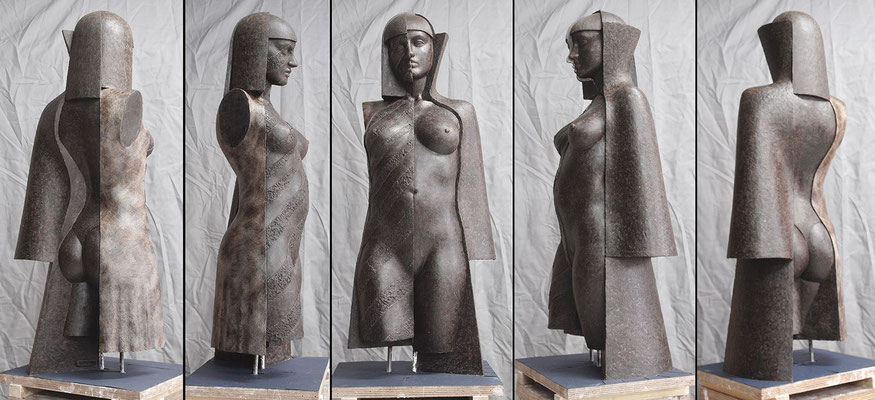 Ton Voortman La petit Verticale Edition: 5 Height 50 cm