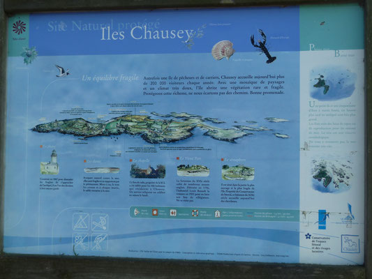 Iles Chausey