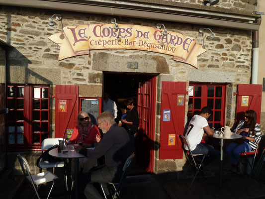 Creperie Saint Malo