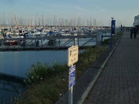 Hafen Granville